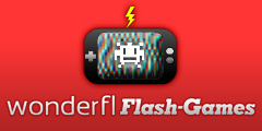 wonderfl Flash-Games - �帥�����ゃ�����帥������� Flash�蚊�����������c��ゃ�